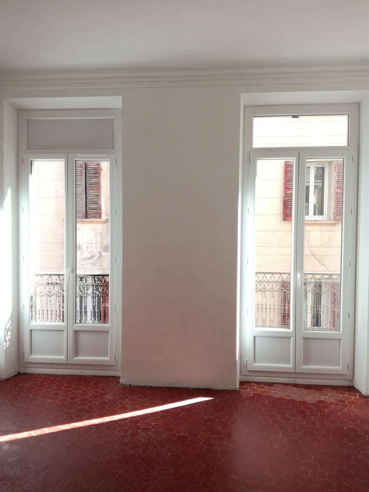 renovation appartement fenetre